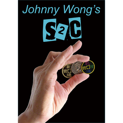 Johnny Wong's S2C (Eisenhower Dollar) with DVD