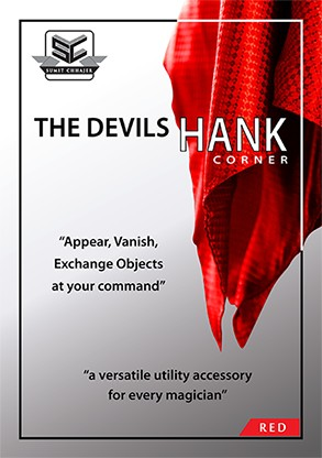 Devils Hank Pro Corner (Large/Red) by Sumit Chhajer