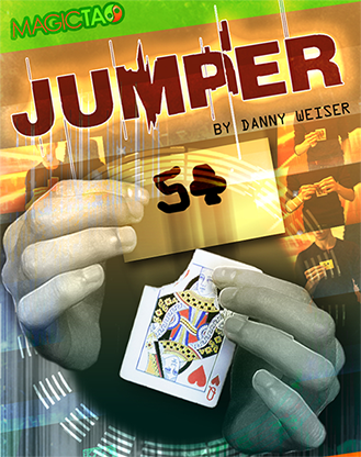 Jumper Blue (Gimmick and Online Instructions) by Danny Weiser