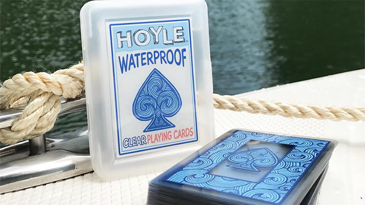 Hoyle Waterproof Playing Cards by US Playing Card