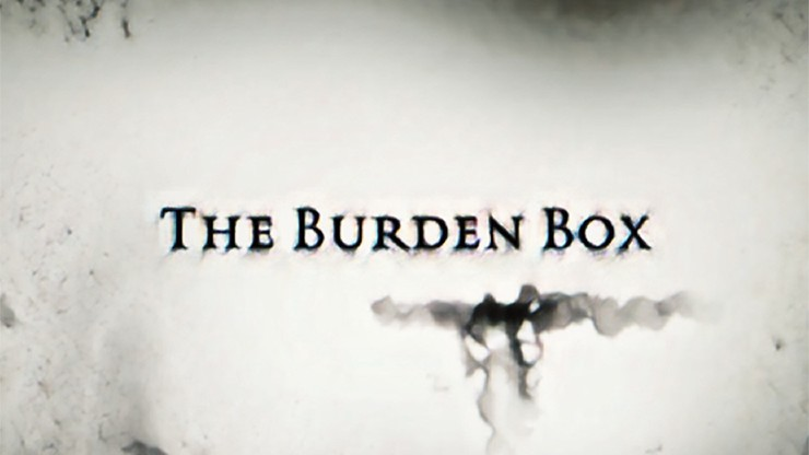 BURDEN BOX by Paul Hamilton