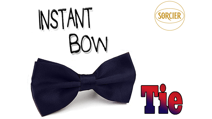 Instant Bow Tie by Sorcier Magic