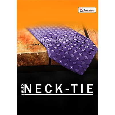 Auto Appearing Neck Tie by Sumit Chhajer