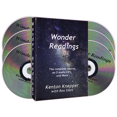 Wonder Readings (6 CD Set) by Kenton Knepper with Rex Sikes