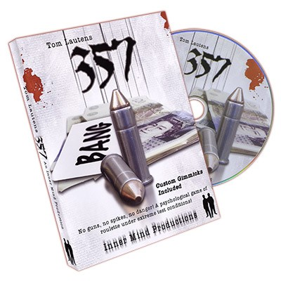 357 (DVD and Props) by Tom Lauten and Inner Mind Productions