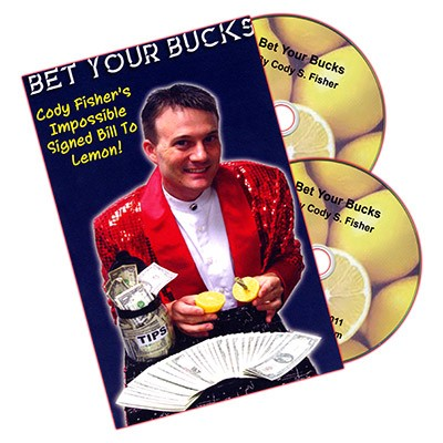 Bet Your Bucks by Cody Fisher