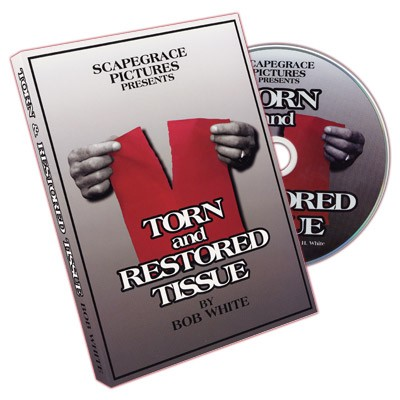 Torn And Restored Tissue by Bob White