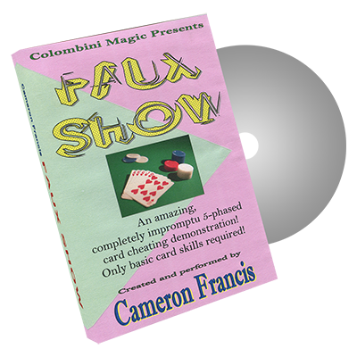 Faux Show by Cameron Francis and Wild-Colombini