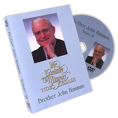 The Greater Magic Video Library Volume 38 - Brother John Hamman