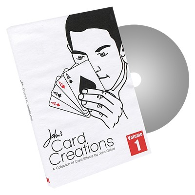 John's Card Creations Vol. 1 by John Gelasi and Wild-Colombini