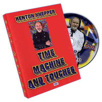 Time Machine and Touches by Kenton Knepper