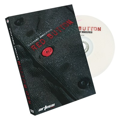 Red Button (DVD and Gimmick) by Arteco Production