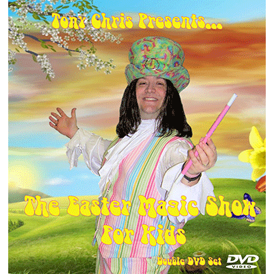 Easter magic Kids Show (2 DVD Set) by Tony Chris