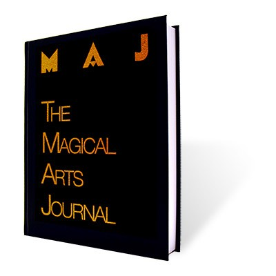 Magical Arts Journal (Deluxe Signed, Numbered, Limited Edition) by  Michael Ammar and Adam Fleischer