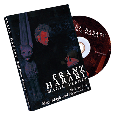 Magic Planet vol. 5: Mega-Magic and HyperReality  by Franz Harary and The Miracle Factory