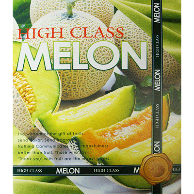 Production Melon From Box Set