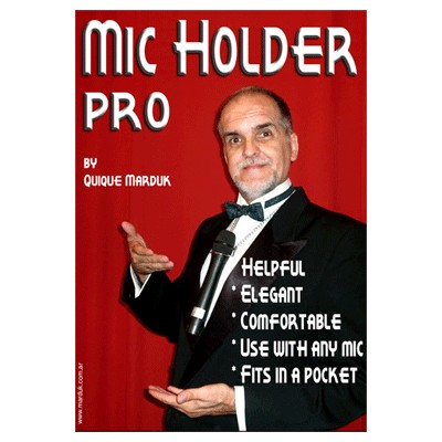 Pro Mic Holder by Quique marduk