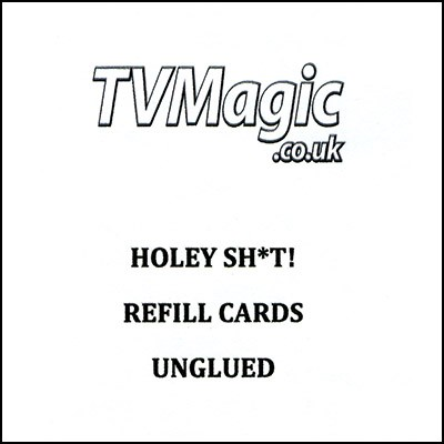 Refill Cards Holey Sh*t (NONGLUED) by Anthony Owen and Pete Firman
