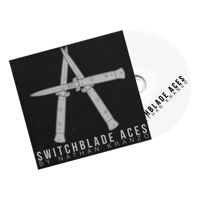 Switchblade Aces by Nathan Kranzo