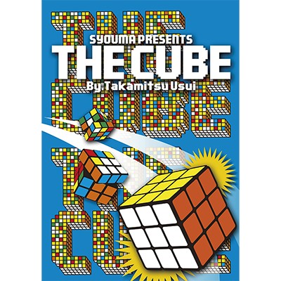 The Cube by Takamitsu Usui