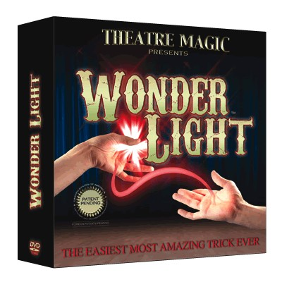 Wonder Light (DVD and Gimmick) by Theatre Magic