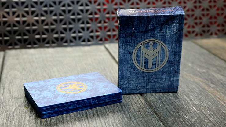 FIBER BOARDS Cardistry Trainers (Sodalite) by Magic Encarta