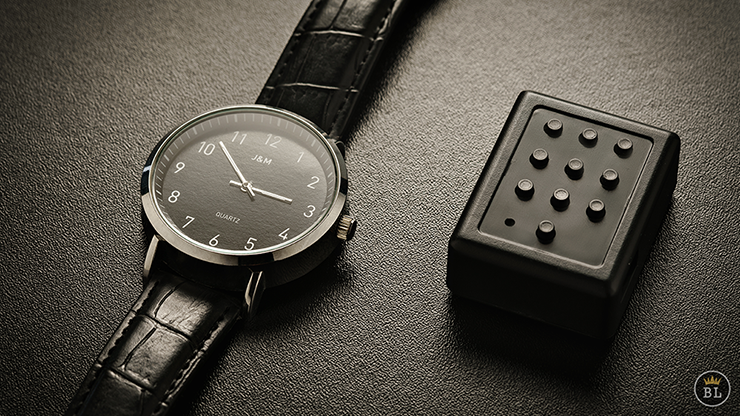 The Watch - Black Classic by João Miranda