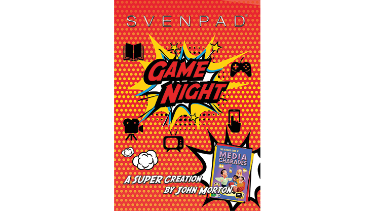 SvenPad® Game Night