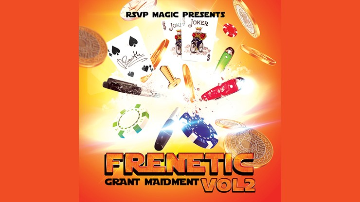 Frenetic Vol 2 by Grant Maidment and RSVP Magic