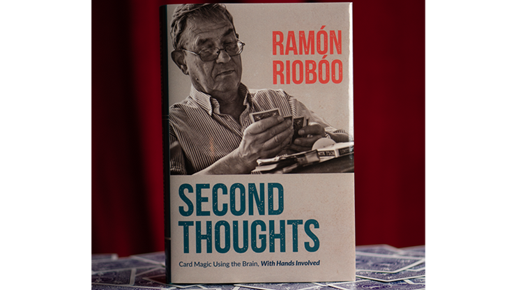 Second Thoughts by Ramon Rioboo and Hermetic Press